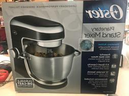 Oster 12 Speed 4.5 Quart Planetary Stand Mixer with Stainles