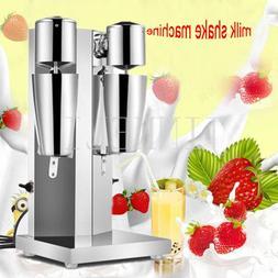 220v <font><b>Commercial</b></font> Milk shake machine Stain