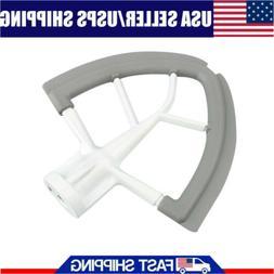 4.5-5 QT Quart Tilt-Head Flex Edge Beater Stand Mixer Bowls