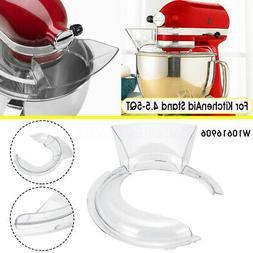 4.5-5QT Bowl Pouring Shield Tilt Head For KitchenAid Stand M