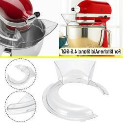 1PCS 4.5-5QT <font><b>Bowl</b></font> Pouring Shield Tilt He