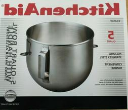 Kitchenaid 5 qt. Stainless Steel Mixer Bowl: K5ASBP
