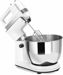 5 Speed Electric Kitchen Cake Mixer Dough Hook Beater Stand