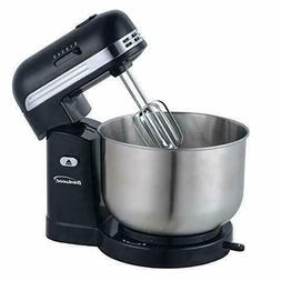 5 speed stand mixer with 3 quart