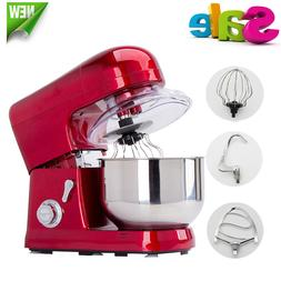 5L Professional Stand Mixer Mixing Bowl Household Helper kit