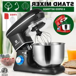 6 2qt 3in 1 stand mixer kitchen