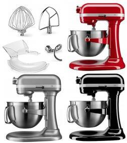 KitchenAid 6-QT 590 W Bowl Lift Mixer 10-Speed Multi Color A