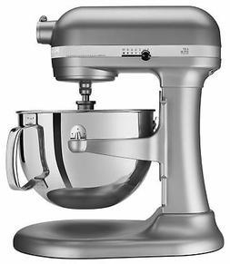 KitchenAid 6-Quart Pro 600 Bowl-Lift Stand Mixer | Silver