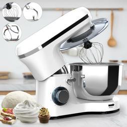 Electric Stand Mixer 660W 7QT Tilt-Head Kitchen Mixing Machi