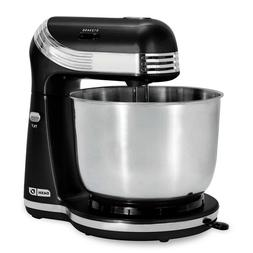 6 speed electric stand mixer portable compact
