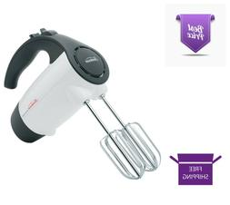 Sunbeam 6-Speed Hand Mixer 200-Watt Heel and Bowl Rest Handh