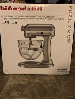 KitchenAid Pro 600 Design Series 6 Quart Bowl-Lift Stand Mix