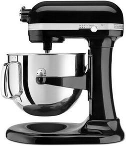 KitchenAid 7-Quart Pro Line Bowl-Lift Stand Mixer | Onyx Bla