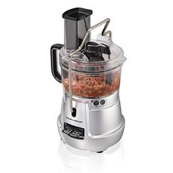 Hamilton Beach 70820 Stack & Snap Food Processor 8-Cup with