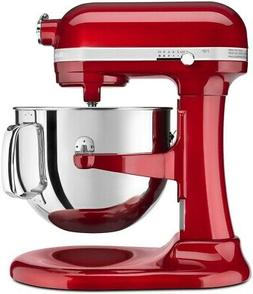 KitchenAid 7-Quart Pro Line Bowl-Lift Stand Mixer | Candy Ap