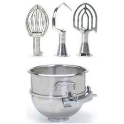 Globe Food 20 Qt Stainless Steel Bowl for SP20 Mixer