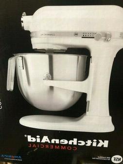 KitchenAid 8 Quart Commercial Stand Mixer  - Onyx Black