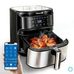 1700W Alexa Air Fryer Multicooker Countertop Oven Oil less 5
