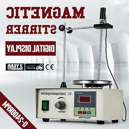 85-2 Magnetic Stirrer With Heating Plate Digital Hotplate Mi