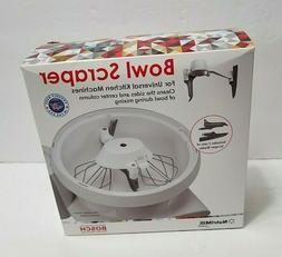 Bowl Scraper Attachment for Bosch Mixer MUZ6BS1