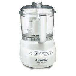 Cuisinart CGC-4WPC Mini-Prep Plus 4-Cup Food Processor, Whit