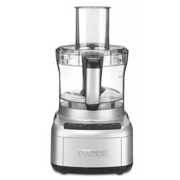 Cuisinart Elemental 8 Cup Food Processor Silver