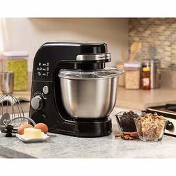 Hamilton Beach 63390 Black 7-speed Stand Mixer Black