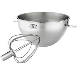 KitchenAid KN3CW Bowl and Combo Whip - Mixer Beater