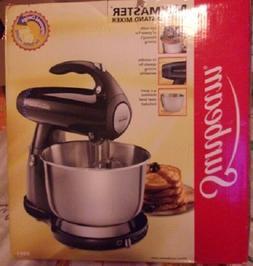 Sunbeam 2591 350-Watt MixMaster Stand Mixer, Black