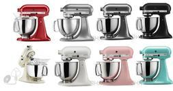 KitchenAid Artisan 5-qt. Tilt-Head Stand Mixer With Pouring