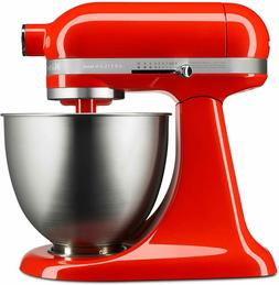 KitchenAid Artisan Mini Tilt-Head Stand Mixer -3.5 qt. Hot S