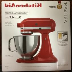 KitchenAid Artisan Series 5 Quart Tilt-Head Stand Mixer, Emp
