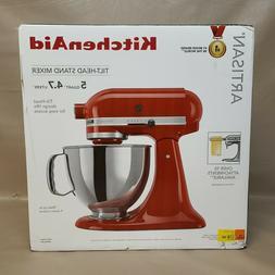 KitchenAid Artisan Series 5 Quart Tilt-Head Stand Mixer - Em