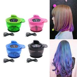 Automatic Mixer Professional Electric Hair Coloring Bowls Fo