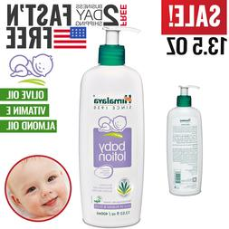 Baby Lotion Body Moisturizer for Dry Skin Soothing Hypoaller