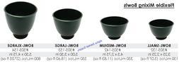 BesQual Dental Lab Flexible Mixing Bowls  1 Bowl/ Pack