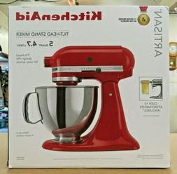 Brand New KitchenAid Artisan Series 5 Quart Tilt-Head Stand