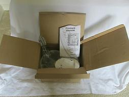BRAND NEW IN BOX CHEF'S MARK STAND MIXER WITH BOWL - WHITE 4