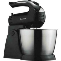 Brentwood Appliances 5-Speed Stand Mixer with Stainless Stee