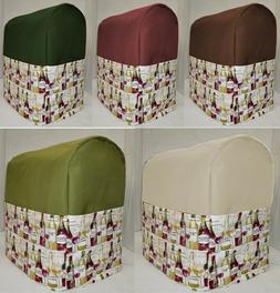 Canvas Wine Bottles Cover Compatible with Kitchenaid Stand M
