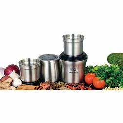 Revel CCM103 Stainless Steel Wet and Dry Coffee/Spice/Chutne