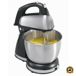 Classic Stand Mixer Stainless Steel Bowl Electric Food Cake