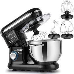 ALBOHES Stand Mixer, Kitchen mixer 6 Quart Dough Mixer Machi