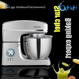 Commercial stainless steel 1500W powerful Dough <font><b>Mix
