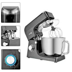 Electric Tilt Head Kitchen Stand Mixer With Mixing Bowl 7.5