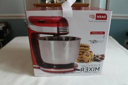 DASH GO EVERY DAY MIXER 6 SPEED- 250 WATTS - 3 QUART BOWL