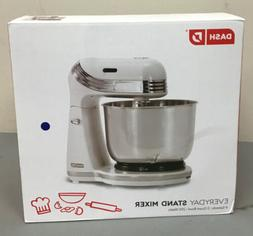 Dash Stand Mixer : 6 Speed Stand Mixer with 3 qt Stainless S