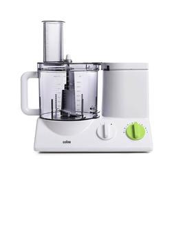 Braun FP3020 12 Cup Food ProcessorUltra Quiet Powerful, in