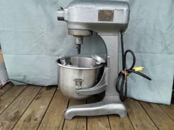 Hobart H-200 Commercial 20 QT Mixer with Bowl and 3 Attachme