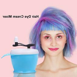 Hair Dye Cream Mixer Hair Dyeing Bowl Color Hand-mixing Bowl